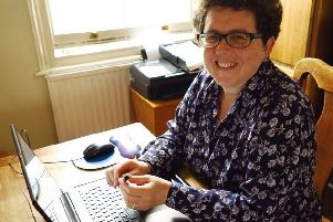 Sally Orson-Jones is a fiction editor who has worked on all Sarah Waters' books