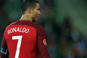 """Sportswear giant Nike has said it is """"deeply concerned"""" by rape allegations against superstar footballer Cristiano Ronaldo. Nike, who have a contract worth a reported 768m with the Juventus striker, said it would """"continue to closely monitor the situation"""". (Associated Press)"""