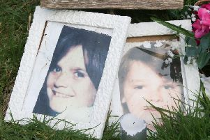 Karen Hadaway and Nicola Fellows were found dead in Wild Park in 1986