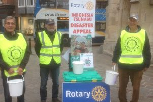 Collecting in Chichester