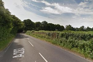 The A283 between Petworth and Pulborough. Photo courtesy of Google.