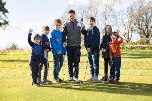 Goodwood's work with young golfers has put in line for more awards success