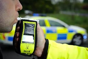 The drink-driving figures came to light after an FOI request