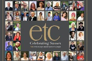 The cover of the January edition of etc Magazine
