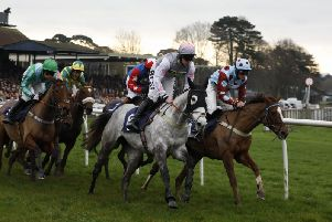 Action from the Boxing Day opener / Picture by Clive Bennett