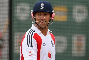 Matt Prior. Picture by Getty Images