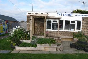 Support centre, The Bridge, is operated by the charity Youth Dream
