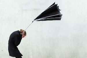 More gusting wind on the way