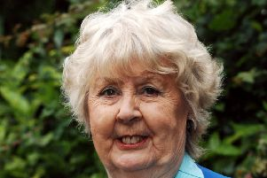 Sylvia Olliver was made an alderman after stepping down from Arun District Council in 2011