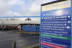 Housing radiotherapy services in West Sussex have been proposed at St Richard's in Chichester. Currently there are no linacs based in the county