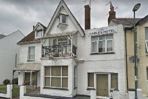 The Gables Hotel is set to be converted into flats (photo from Google Maps Street View)