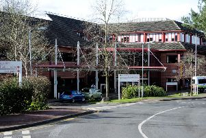 The Princess Royal Hospital in Haywards Heath. Picture: Steve Robards