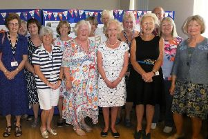 The all-volunteer team is based in Chichester and serves patients from all over the western part of the county