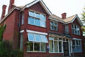 Abbas Combe Nursing Home in Whyke Road closed in February this year