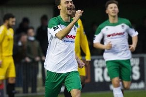 Jimmy Muitt is set to sign / Picture by Tommy McMillan