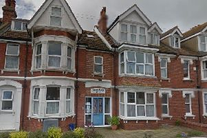 The former residential care home in Richmond Avenue. Picture via Google Streetview