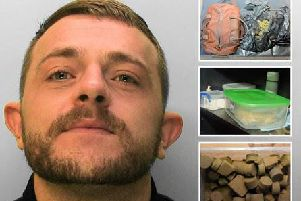 Stephen Best, 30, from Sompting. Picture: Sussex Police
