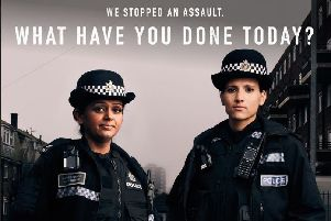 Sussex Police has launched a police officer recruitment drive