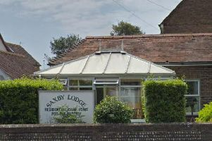 Saxby Lodge residential care home. Photo: Google Street View