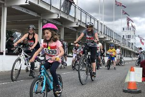 The British Heart Foundation Bike Ride is expected to return in 2020
