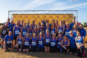 Tone Zone Runners at Littlehampton