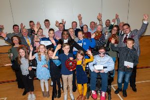 The Littlehampton Town Council Sports Awards on October 7, 2019. Picture: Scott Ramsey