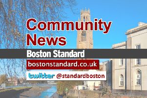 Community news and events from the Boston Standard, Lincolnshire: bostonstandard.co.uk, on Twitter @standardboston