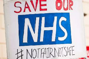 NHS IN CRISIS: 'We need national publicity of the issues we have campaigned on locally for years' – your letters