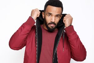 Craig David (Image: Paul Harries)