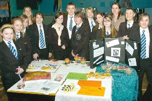 Kirton Middlecott School, 10 years ago.