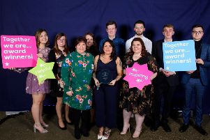 Swineshead Food Store and Pharmacy, Lincolnshire Co-op's Volunteering Team of the Year. ''Picture: Chris Vaughan Photography for Lincolnshire Co-op
