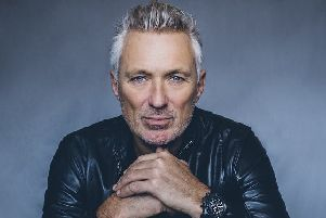 Martin Kemp is coming to The Gliderdrome, in Boston. EMN-190418-162442001