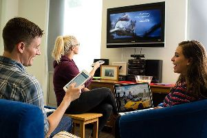 Students who are moving back home for the summer are being reminded by TV Licensing that they could be entitled to a �50 refund.