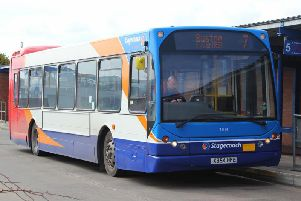 Stagecoach East Midlands is urging people to allow extra time when travelling today.