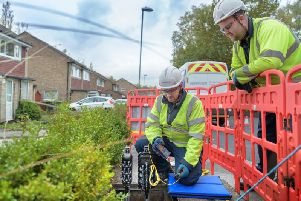 Openreach says it is  is leading the way when it comes to full fibre.