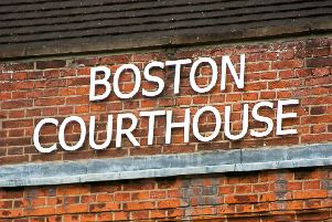 Boston Magistrates' Court.