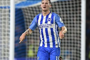 German midfielder Pascal Gross has signed an extended deal with Brighton & Hove Albion. Picture by Phil Westlake (PW Sporting Photography)