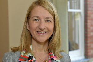 Sussex PCC Katy Bourne pictured last month. Photo by Jon Rigby