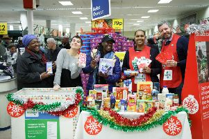 The Tesco Food Collection