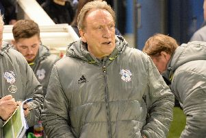 Cardiff City manager Neil Warnock. Picture by PW Sporting Photography