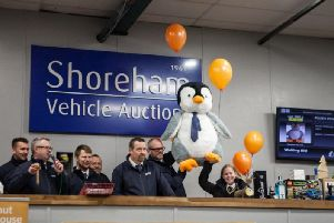 Shoreham Vehicle Auction