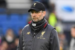 Liverpool manager Jurgen Klopp. Picture: Phil Westlake (PW Sporting Photography)