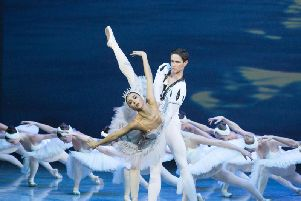Russian State Ballet of Siberia
