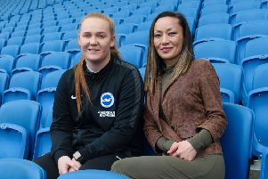 Brighton and Hove Albion's official charity is helping people to stop smoking