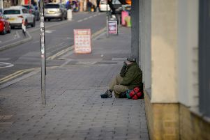 Brighton and Hove remains in the top ten areas for homelessness