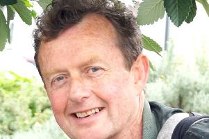 David Gibson, Brighton and Hove Green councillor and Living Rent campaigner