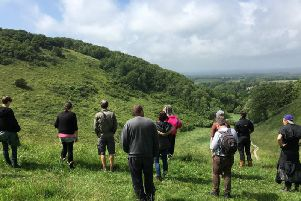 The Grow Project works significantly to improve peoples mental-health and wellbeing by connecting them with nature in a highly supportive environment.