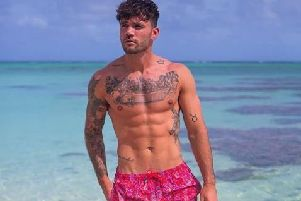 Stacey Freeman ... Cook Islands backdrop to reality show
