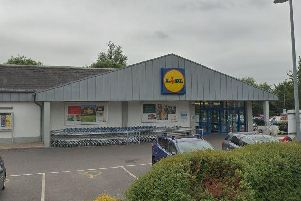 Chichester's Lidl store. Picture from Google