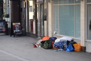 Cash has been handed to the council to help rough sleepers off the streets